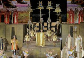 Aida di Giuseppe Verdi – Arena di Verona