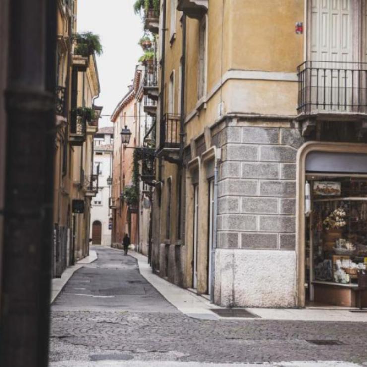 Le botteghe di Verona