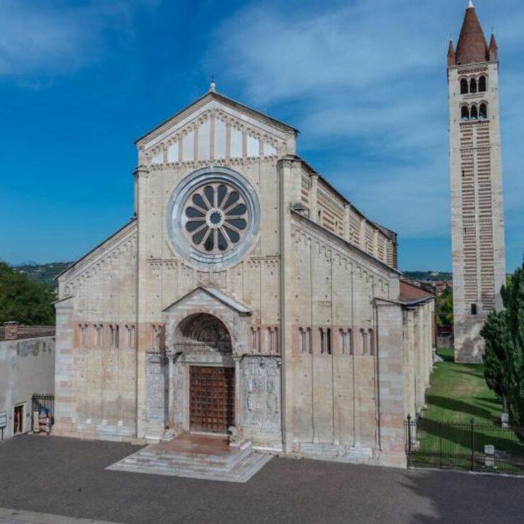 Le chiese storiche di Verona